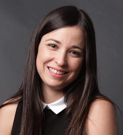 Raquel Sanchez consultora Senior