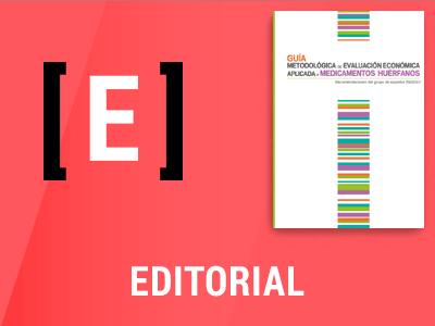 Guía metodológica de evaluación económica aplicada a medicamentos huérfanos editorial Weber