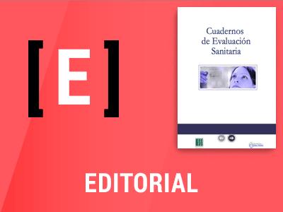 Cuadernos de Evaluación Sanitaria Editorial Weber