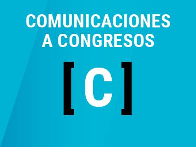 ICONO comunicaciones a congresos