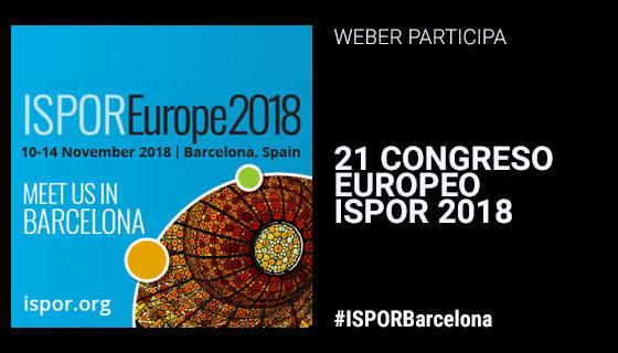 Congreso ISPOR Barcelona