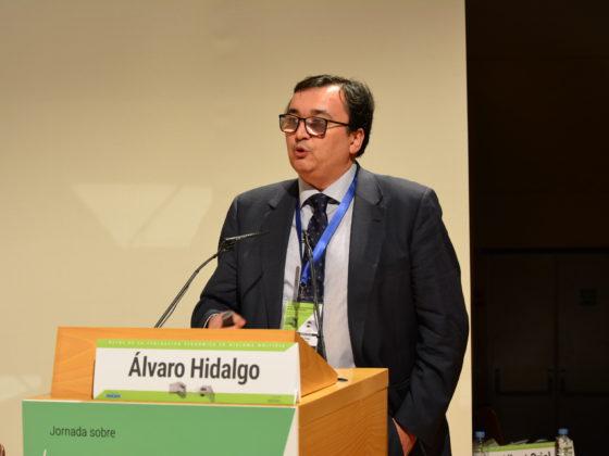 Alvaro Hidalgo_ponencia Jornada Mieloma Múltiple