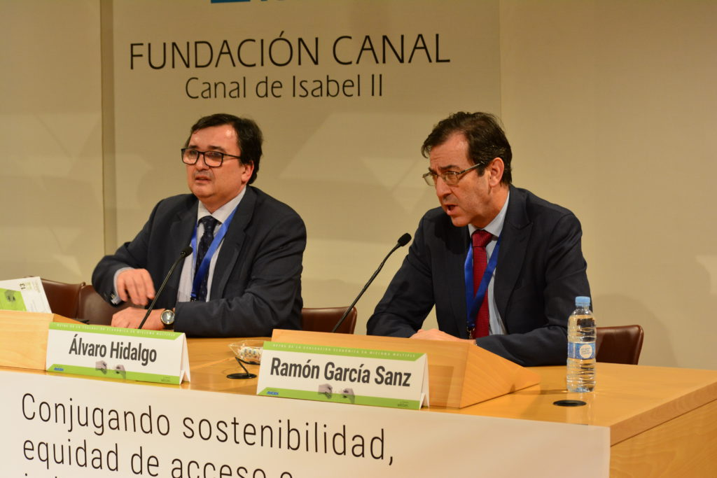 Ponencia de clausura Ramón García Sanz