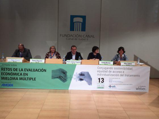 Mesa Conjugando equidad de acceso e indiviudalización del tratamiento