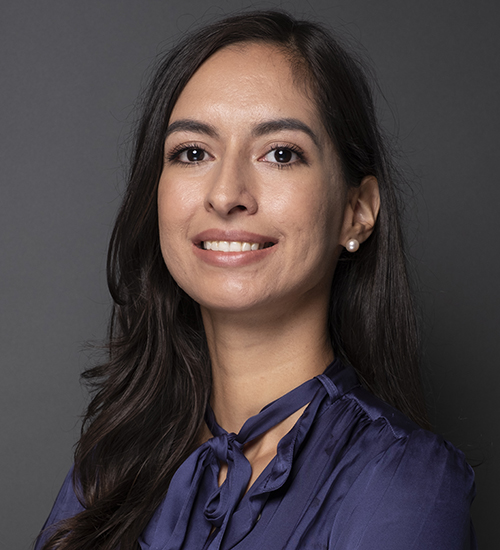 Paulina Maravilla. Consultora