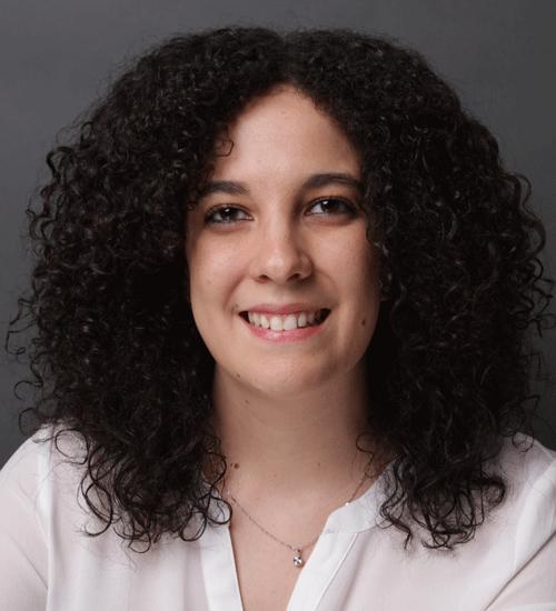 Marta Mendez técnico del departamento de formación y difusión
